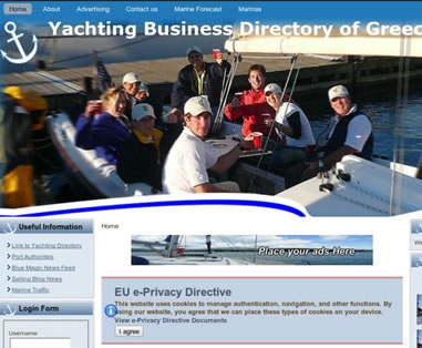Yachting Directory Greece